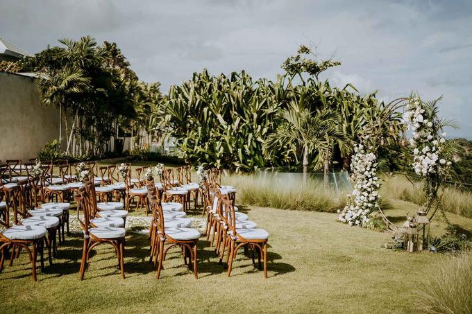 The Wedding of Michael & Stephanie by Latitude Bali - 013