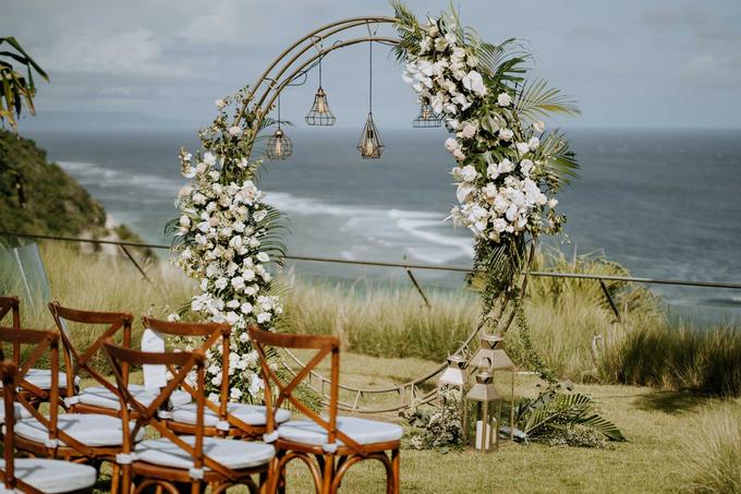 The Wedding of Michael & Stephanie by Latitude Bali - 012