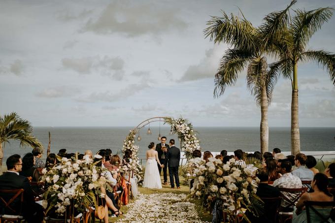 The Wedding of Michael & Stephanie by Latitude Bali - 015