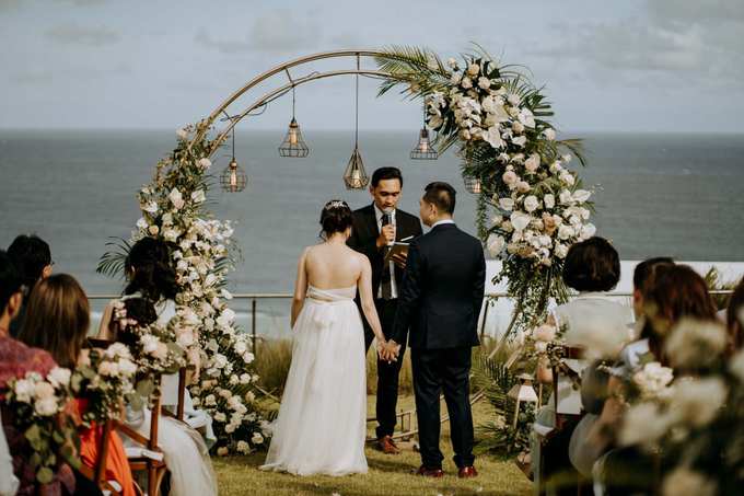 The Wedding of Michael & Stephanie by Latitude Bali - 016