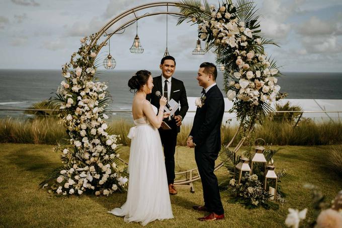 The Wedding of Michael & Stephanie by Latitude Bali - 018