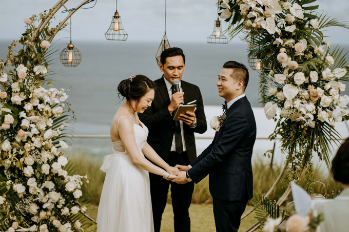 The Wedding of Michael & Stephanie by Latitude Bali - 019