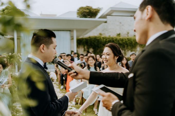 The Wedding of Michael & Stephanie by Latitude Bali - 017