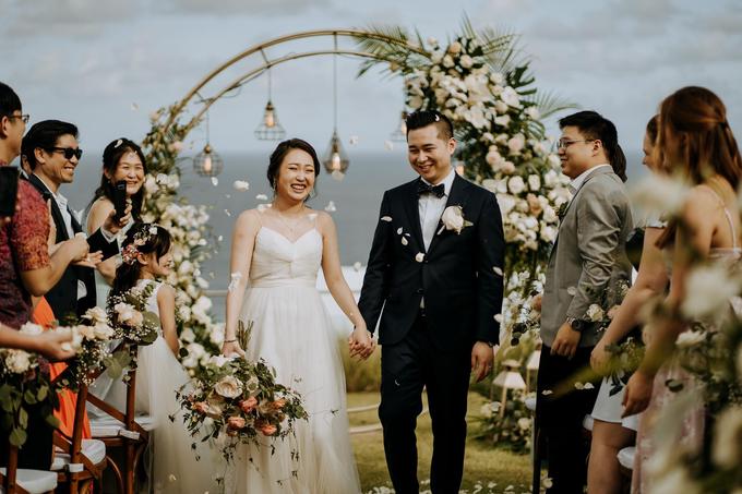 The Wedding of Michael & Stephanie by Latitude Bali - 021
