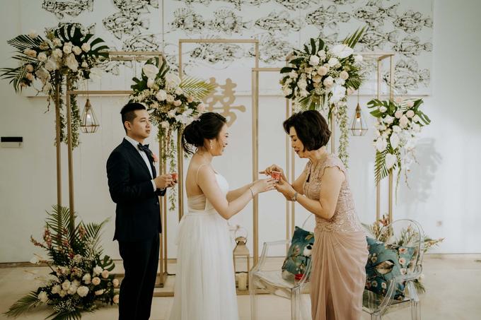The Wedding of Michael & Stephanie by Latitude Bali - 027