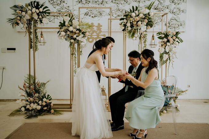 The Wedding of Michael & Stephanie by Latitude Bali - 028