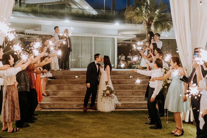 The Wedding of Michael & Stephanie by Latitude Bali - 035