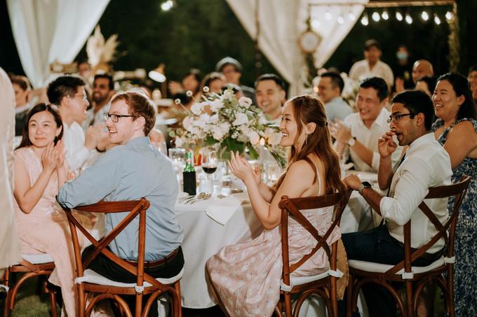 The Wedding of Michael & Stephanie by Latitude Bali - 037