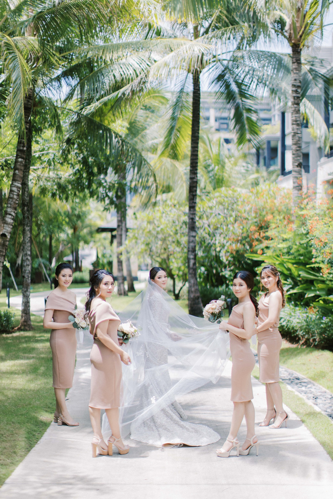 The Wedding of Erick & Jessica by The Right Two - 010