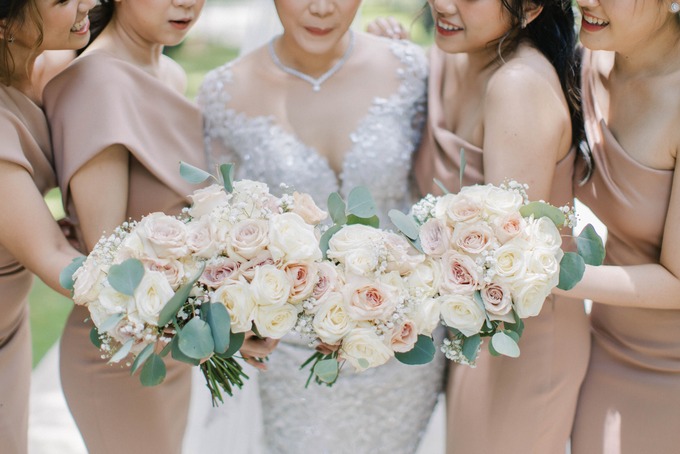 The Wedding of Erick & Jessica by The Right Two - 011