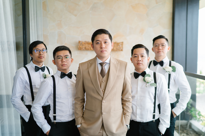 The Wedding of Erick & Jessica by The Right Two - 019