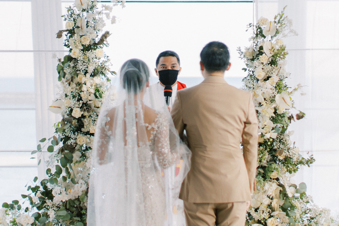 The Wedding of Erick & Jessica by The Right Two - 026
