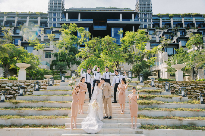 The Wedding of Erick & Jessica by The Right Two - 028