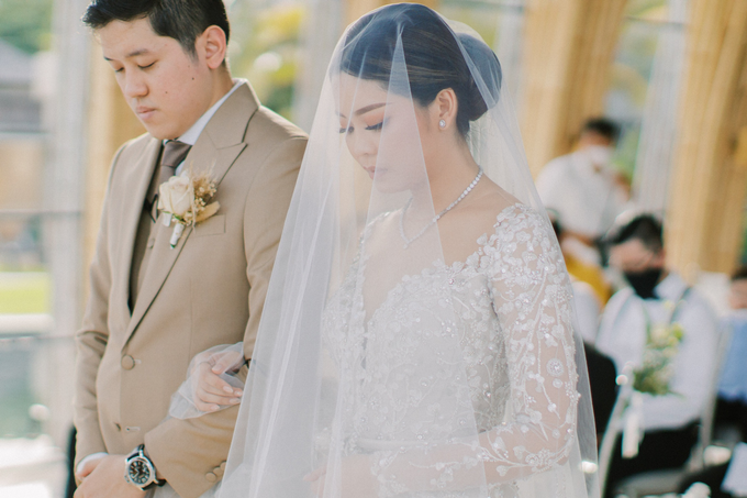 The Wedding of Erick & Jessica by The Right Two - 031