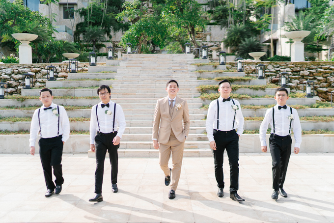 The Wedding of Erick & Jessica by The Right Two - 032