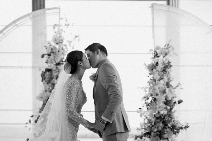 The Wedding of Erick & Jessica by The Right Two - 033