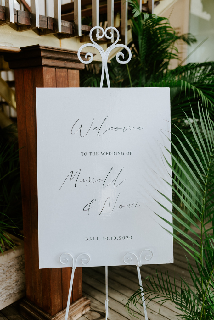 The Wedding of Maxell & Novi by The Right Two - 032