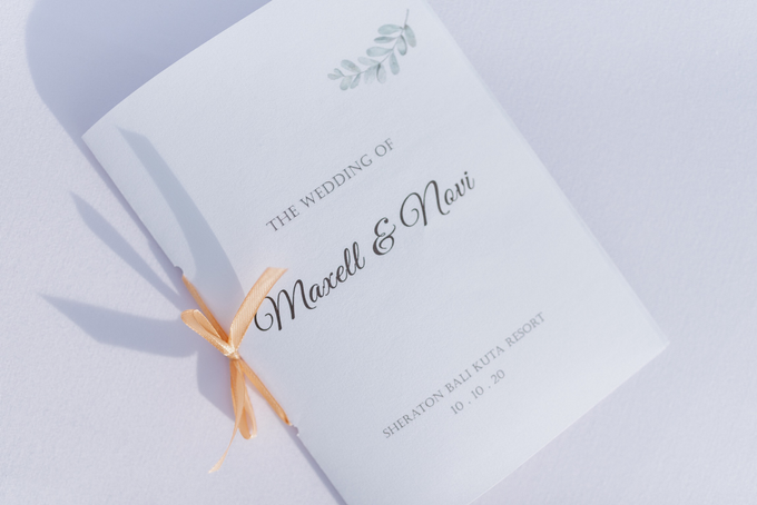 The Wedding of Maxell & Novi by The Right Two - 033