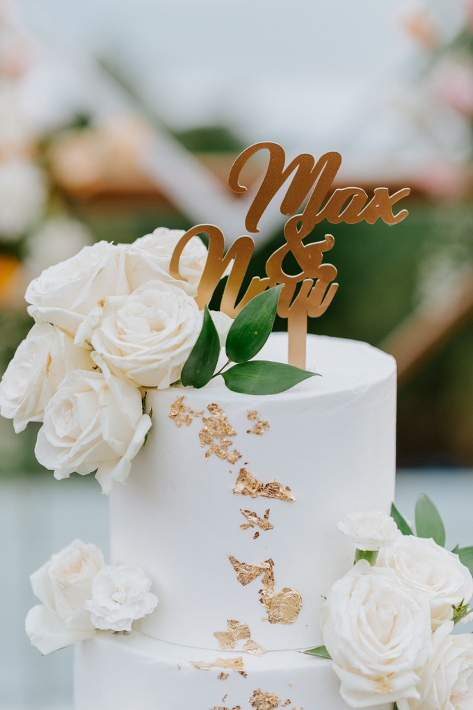 The Wedding of Maxell & Novi by The Right Two - 043