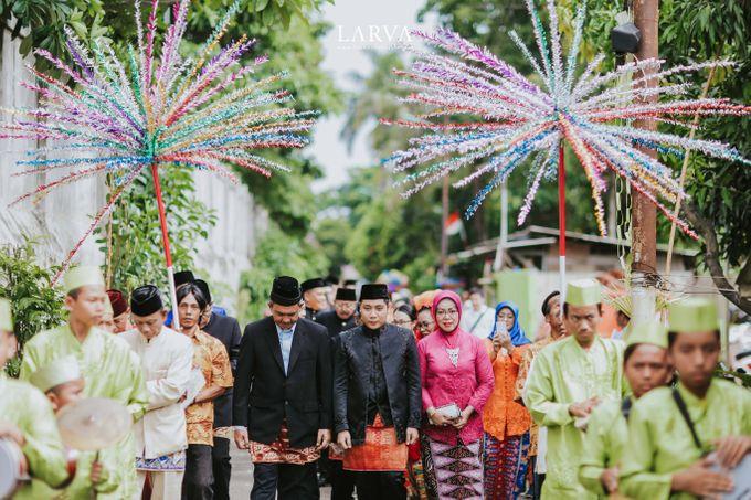 Perpaduan Betawi dan Minang Ala Rizki Ririn by theSerenade Organizer - 001