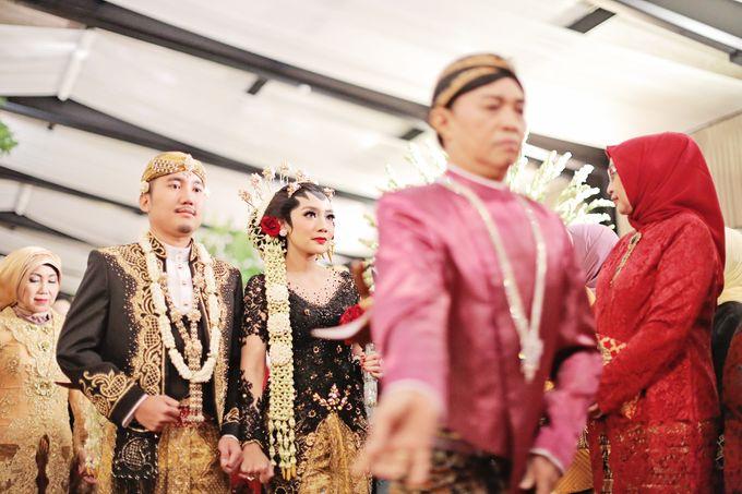 Wedding Reception Zahra Dodit by theSerenade Organizer - 002