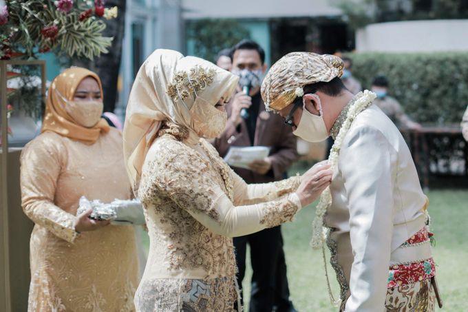 Ayana Mid Plaza - Intimate Wedding Nadia Hanif by AYANA Midplaza JAKARTA - 003