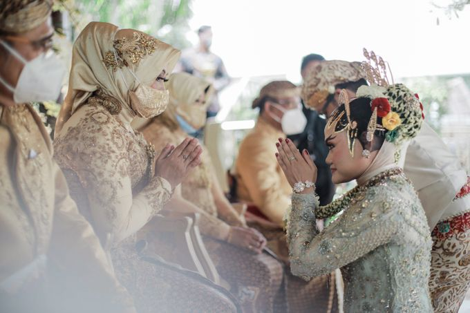 Ayana Mid Plaza - Intimate Wedding Nadia Hanif by AYANA Midplaza JAKARTA - 004