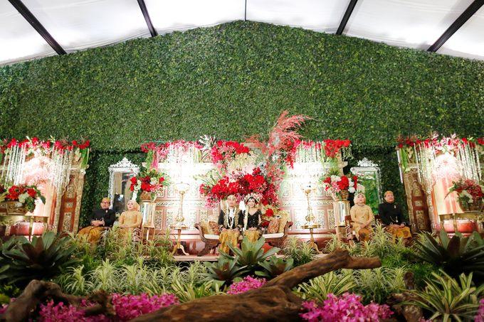 Wedding Reception Zahra Dodit by theSerenade Organizer - 004