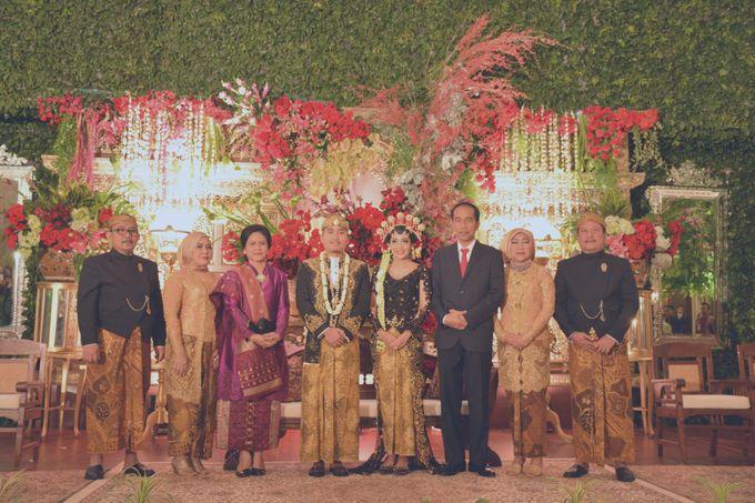 Wedding Reception Zahra Dodit by theSerenade Organizer - 005