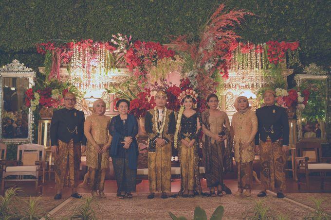 Wedding Reception Zahra Dodit by theSerenade Organizer - 006