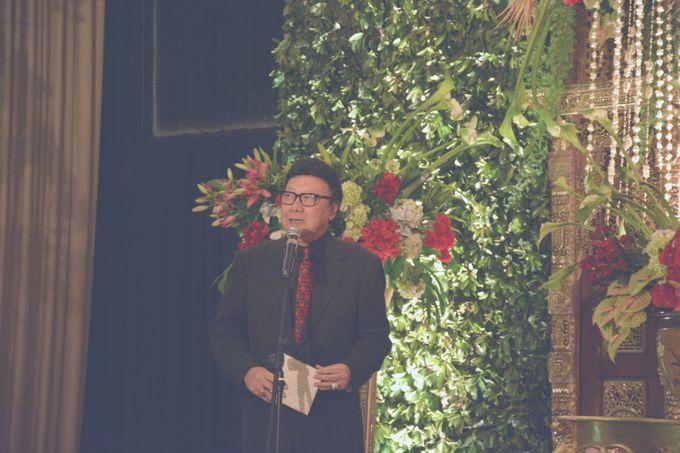 Wedding Reception Zahra Dodit by theSerenade Organizer - 007