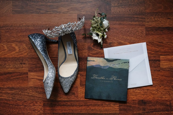 The Wedding of Dem & Phoenix by JW MARRIOTT HOTEL MEDAN - 011