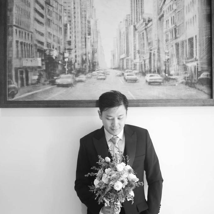 The Wedding of Dem & Phoenix by JW MARRIOTT HOTEL MEDAN - 017