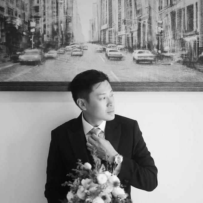 The Wedding of Dem & Phoenix by JW MARRIOTT HOTEL MEDAN - 019
