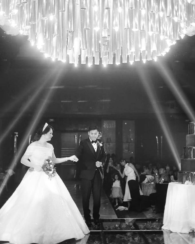 The Wedding of Dem & Phoenix by JW MARRIOTT HOTEL MEDAN - 025