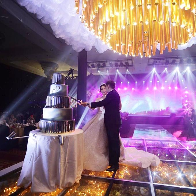 The Wedding of Dem & Phoenix by JW MARRIOTT HOTEL MEDAN - 040