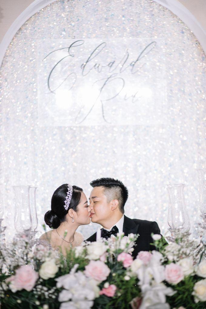 Edward & Ria Wedding Decoration by Valentine Wedding Decoration - 002