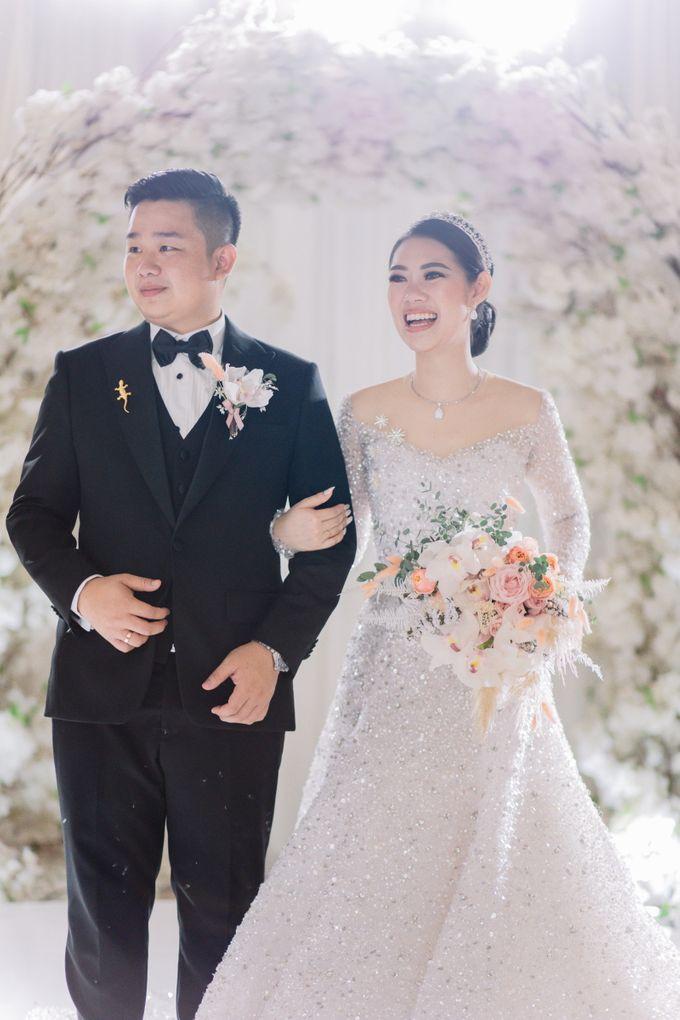Edward & Ria Wedding Decoration by Valentine Wedding Decoration - 007