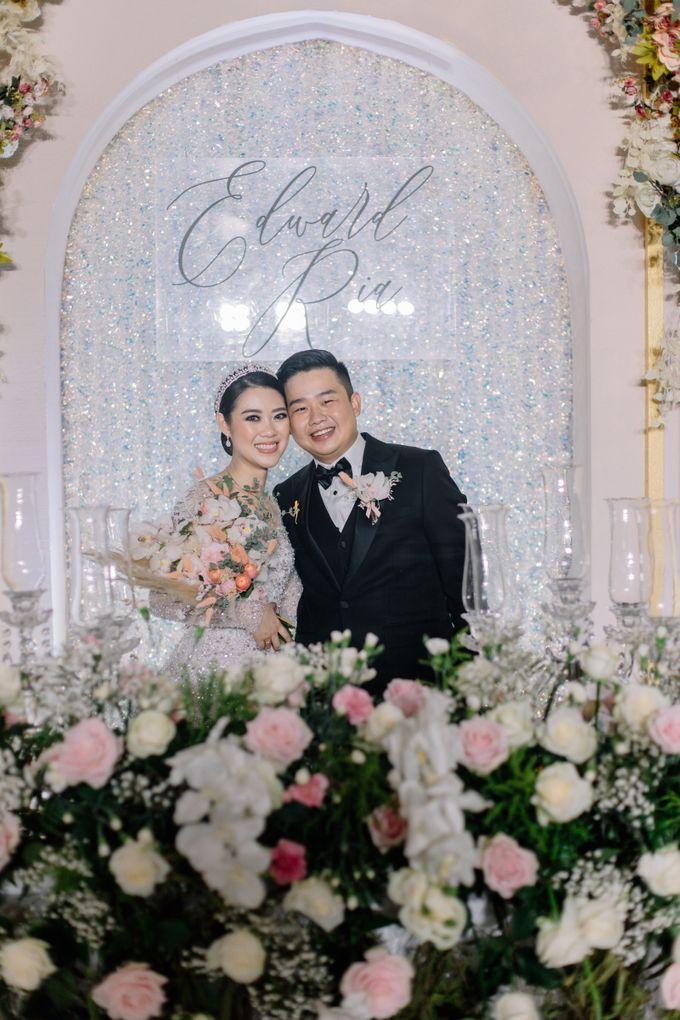 Edward & Ria Wedding Decoration by Valentine Wedding Decoration - 001