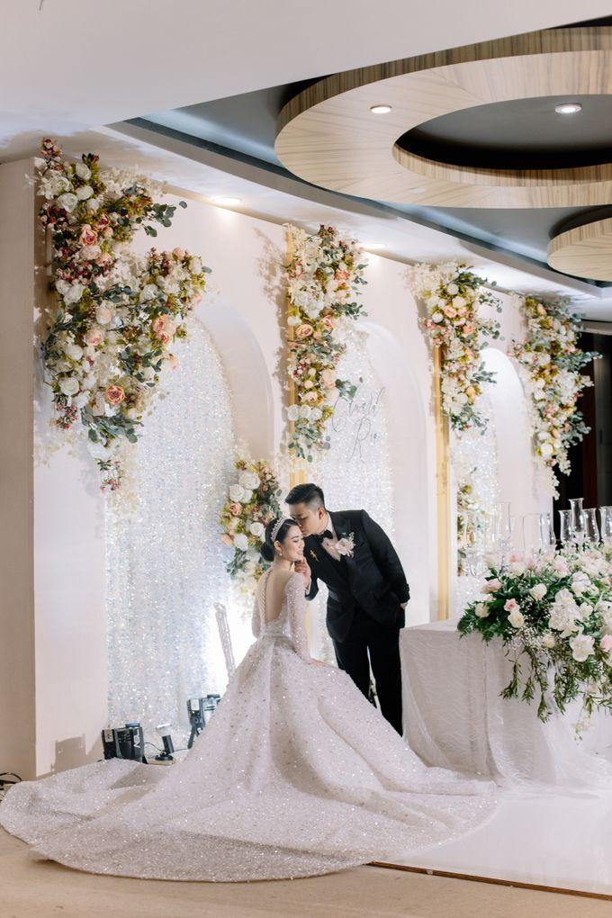 Edward & Ria Wedding Decoration by Valentine Wedding Decoration - 005