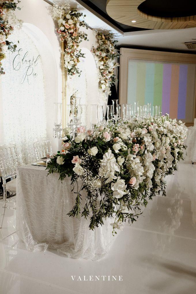 Edward & Ria Wedding Decoration by Valentine Wedding Decoration - 033
