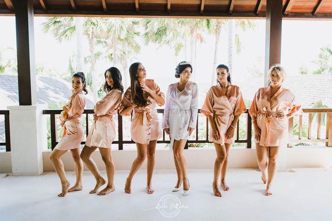 The Ungasan Bali Wedding - Loubna & Saleh by Bali Pixtura - 001