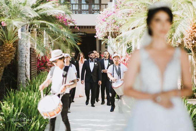 The Ungasan Bali Wedding - Loubna & Saleh by Bali Pixtura - 010