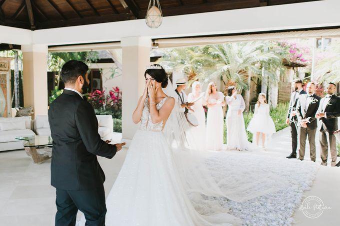 The Ungasan Bali Wedding - Loubna & Saleh by Bali Pixtura - 011