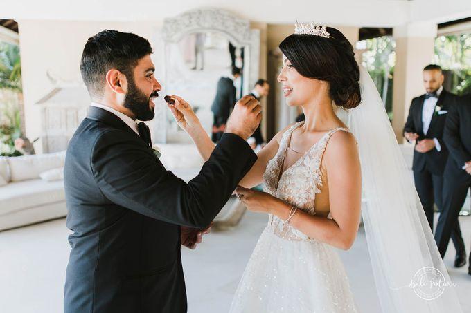 The Ungasan Bali Wedding - Loubna & Saleh by Bali Pixtura - 013
