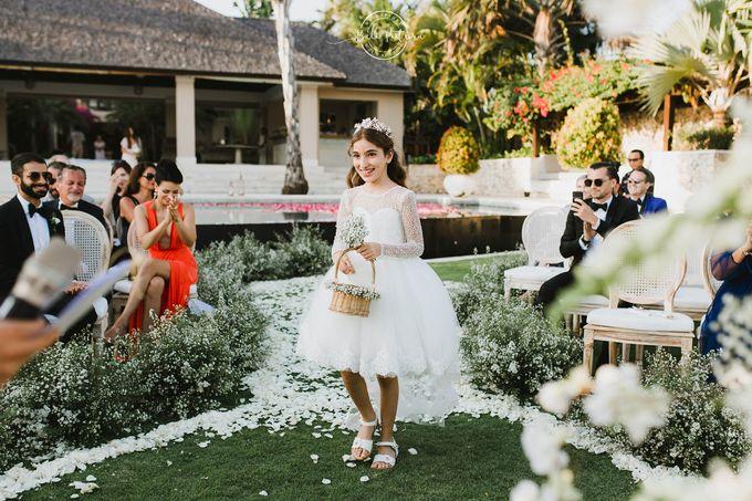 The Ungasan Bali Wedding - Loubna & Saleh by Bali Pixtura - 015