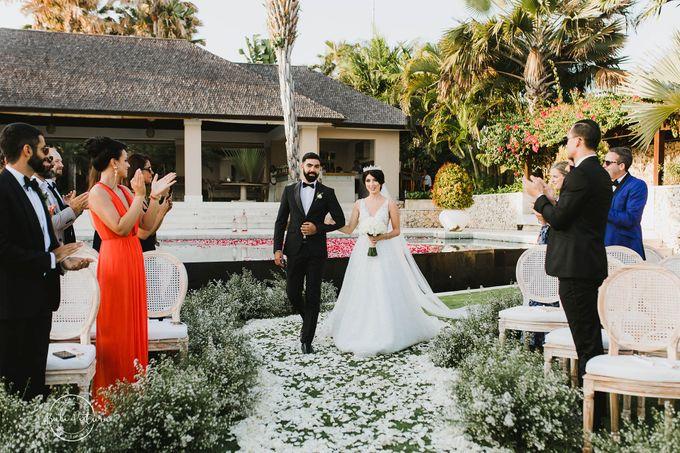 The Ungasan Bali Wedding - Loubna & Saleh by Bali Pixtura - 016