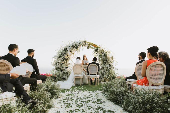 The Ungasan Bali Wedding - Loubna & Saleh by Bali Pixtura - 017