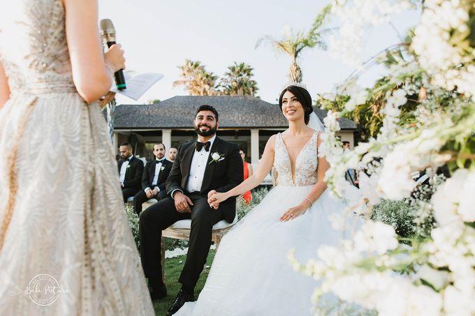 The Ungasan Bali Wedding - Loubna & Saleh by Bali Pixtura - 018