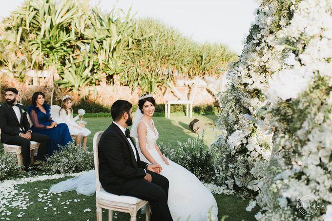 The Ungasan Bali Wedding - Loubna & Saleh by Bali Pixtura - 019